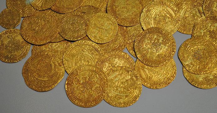 Złoto - najbezpieczniejsza inwestycja