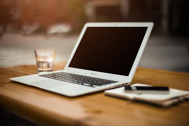 Bezprzewodowy laptop