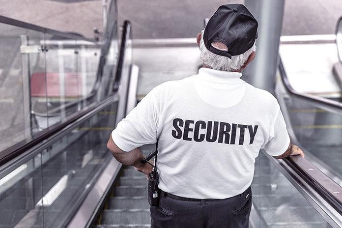 Test na pracownika ochrony w 2019 roku