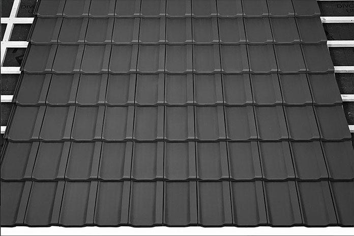 Jak pomalować dach z blachy ocynkowanej