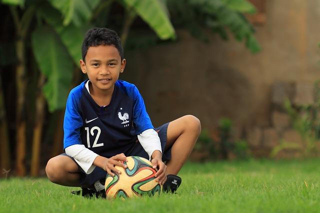 Pasja małego piłkarza